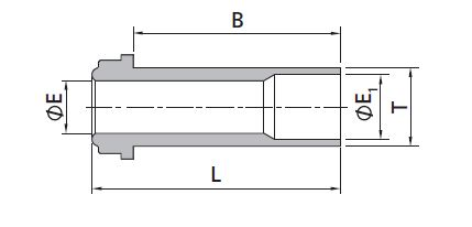 "High-Flow Connections - ""H"" Type FR - 1"