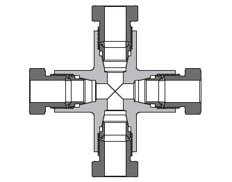 Union Crosses - DX - 1