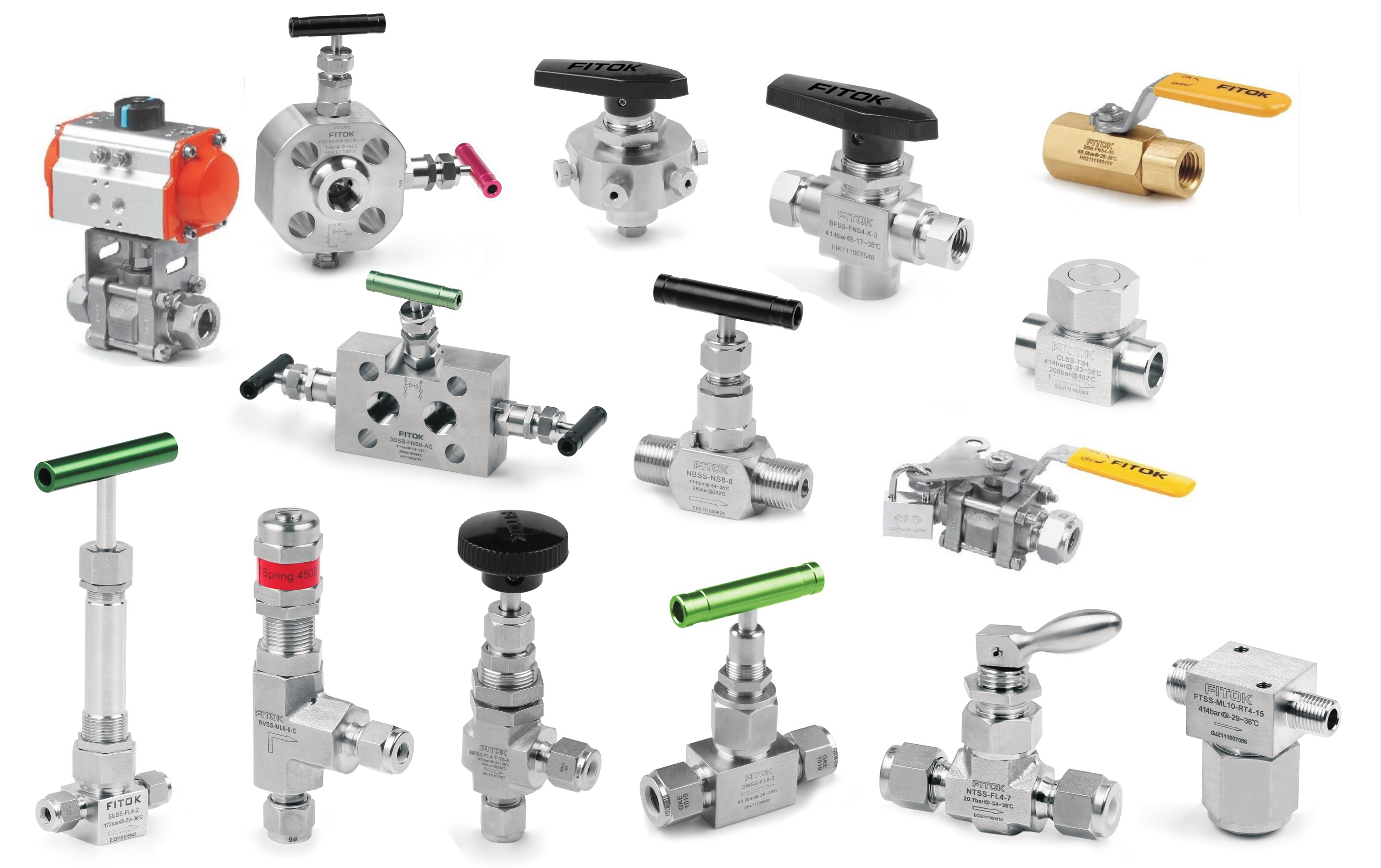 Valves, Filters and Reductors - 1
